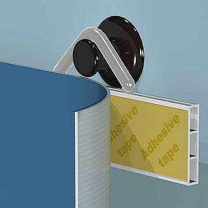 Пластиковые крепления для плакатов А3 (комплект)