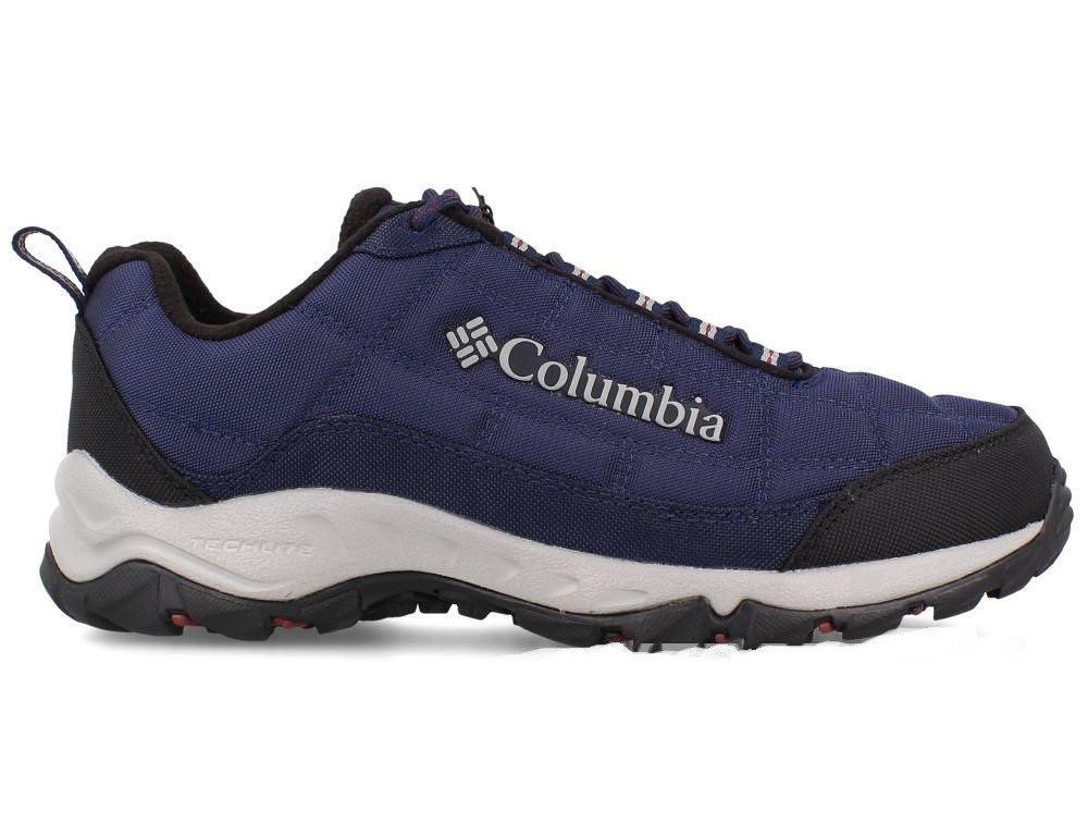 """ОРИГИНАЛ! Зимние кроссовки, ботинки Columbia Firecamp 3 Fleece Collegiate Navy """"Синие"""""""