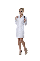 Халат женский 46 ткань сорочечна