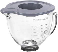 Чаша стеклянная, 4,83 л, KitchenAid 5K5GB