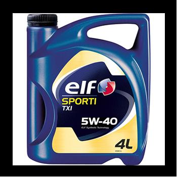 Моторное масло Elf SPORTI TXI 5w40 (Канистра 4л)
