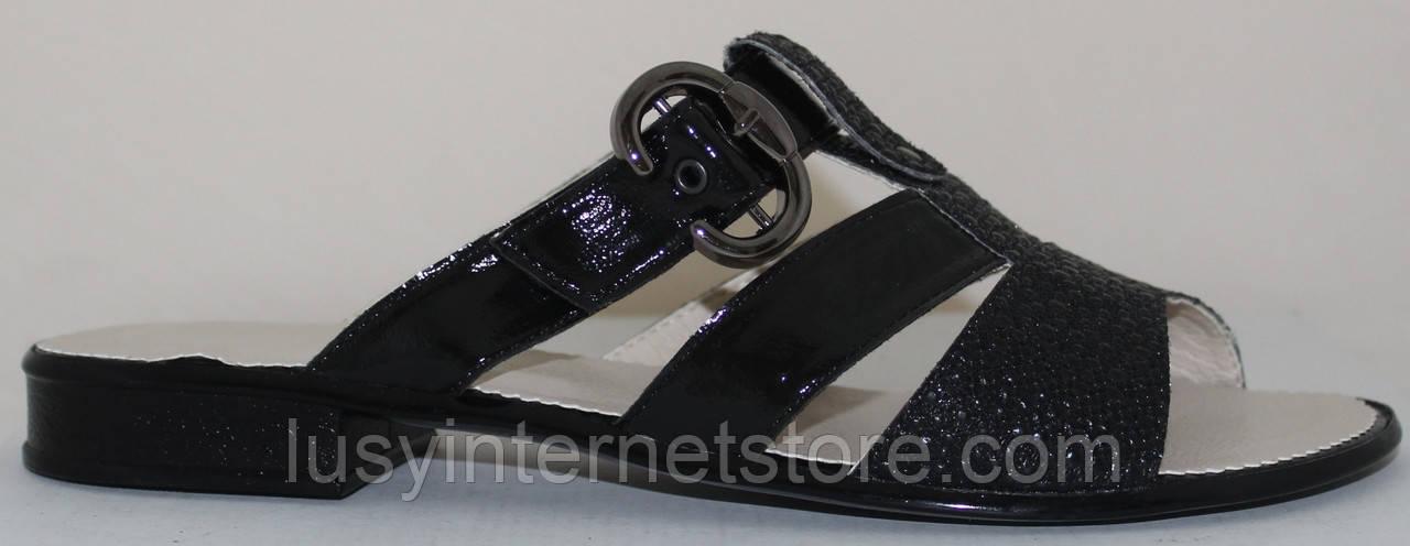 Сабо женские на низком каблуке от производителя модель МИ6011эко