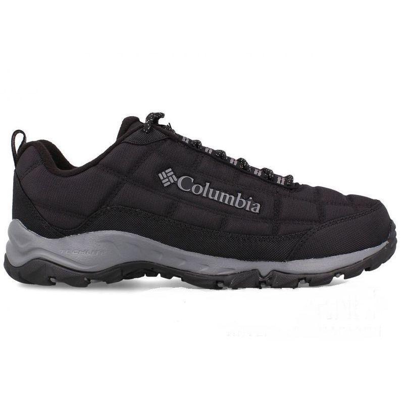 """ОРИГИНАЛ! Зимние кроссовки, ботинки Columbia Firecamp 3 Fleece Black """"Черные"""""""