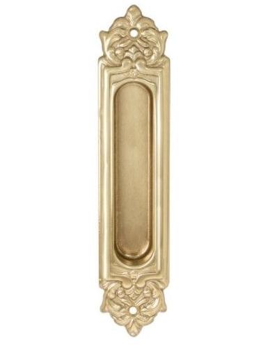 Ручка для раздвижных дверей Fimet 3668 полированная латунь (Италия)