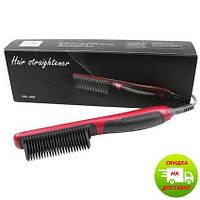 Электрическая расческа-выпрямитель / Гребінець-випрямляч ASL-908 Hair Straightener, фото 1