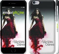 "Чехол на iPhone 6 Дневники вампира 1 ""431c-45"""