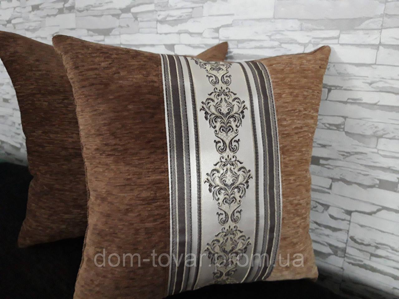 Подушка декоративная 40х40
