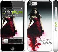"""Чехол на iPhone 5c Дневники вампира 1 """"431c-23"""""""
