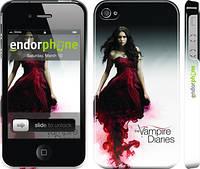 "Чехол на iPhone 4 Дневники вампира 1 ""431c-15"""
