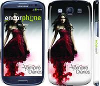 "Чехол на Samsung Galaxy S3 i9300 Дневники вампира 1 ""431c-11"""