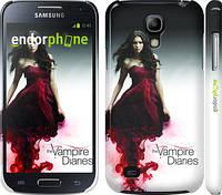 "Чехол на Samsung Galaxy S4 mini Дневники вампира 1 ""431c-32"""
