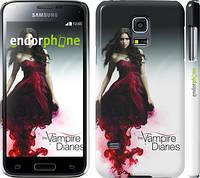 "Чехол на Samsung Galaxy S5 mini G800H Дневники вампира 1 ""431c-44"""