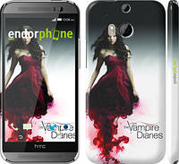 "Чехол на HTC One M8 Дневники вампира 1 ""431c-30"""