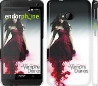 "Чехол на HTC One M7 Дневники вампира 1 ""431c-36"""