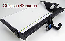 Фаркоп на Peugeot 407 (2004-2010)