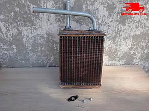 Радиатор отопителя ВАЗ 2121, 21213, 21214 НИВА (2-х рядный) (пр-во г.Оренбург). 2121-8101.050-03