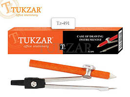 """Циркуль """"Tukzar""""в бумажной упаковке"""