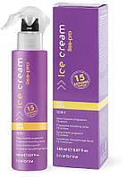Разглаживающий спрей для волос 15в1 Inebrya Ice Cream Liss Perfect Liss One 15in1 150 мл