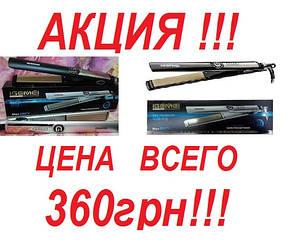 Утюжок для волос Gemei Gm-450 выпрямитель, плойка для укладки