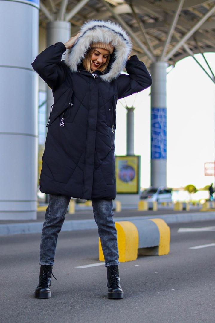 Женское теплое пальто  АР6610