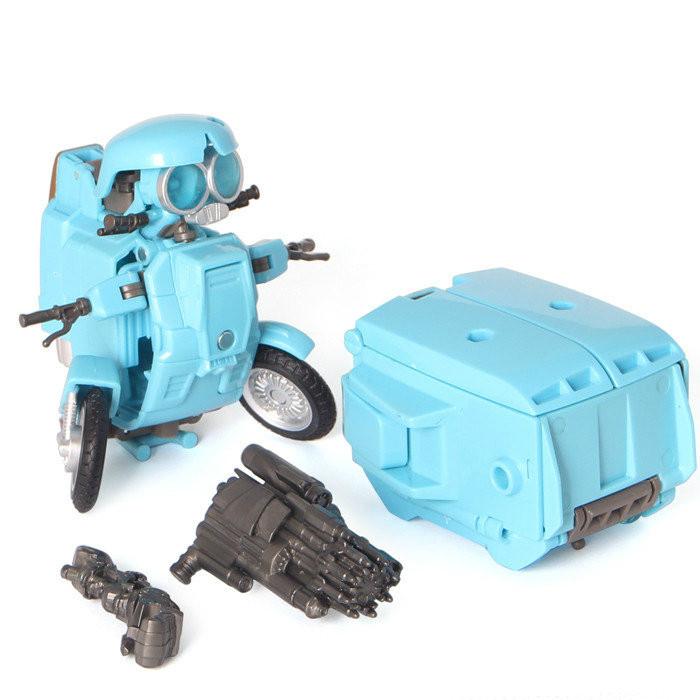 "Робот-трансформер Сквикс ""Трансформеры 5"" - Sqweeks, TF5, KuBianBao"