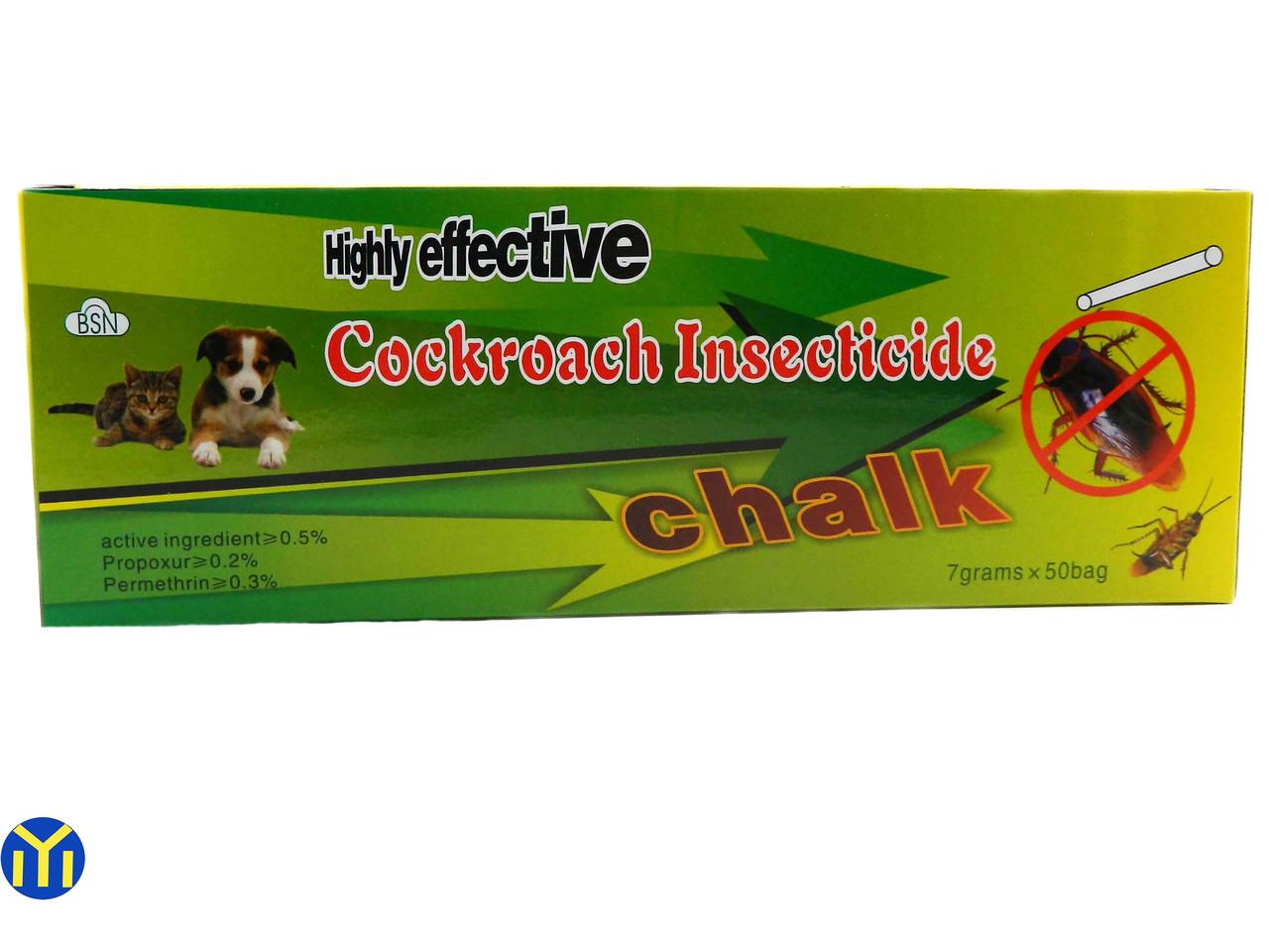 Мелок от тараканов Highly effective