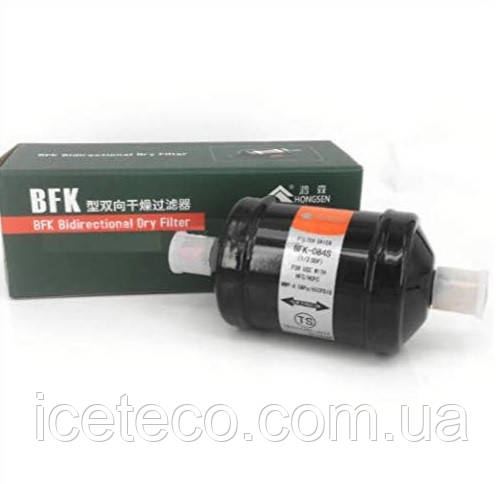 Фильтр осушитель Hongsen BFK-164s  под пайку