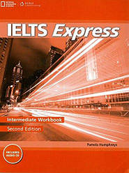 IELTS Express 2nd Edition Intermediate Workbook with Audio CD