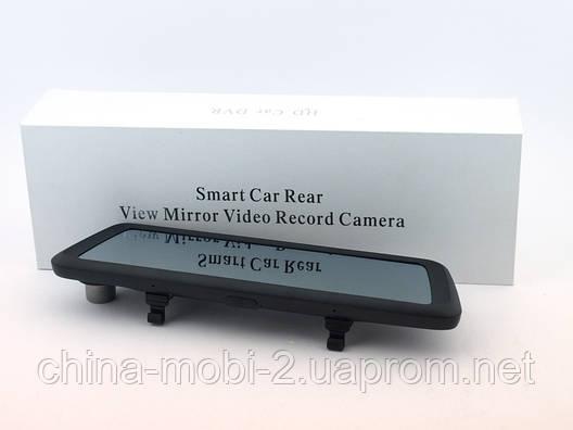 """Car DVR DV1000 10"""" Android 5.0 автомобильный видеорегистратор двухкамерный WiFi bluetooth 3G с GPS, фото 2"""