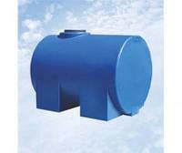 Емкость горизонтальная OD 1500 литров - гладкая