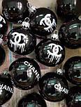 Скляні ялинкові кульки з логотипом, фото 2