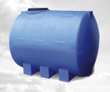 Емкость горизонтальная OD 2000 литров
