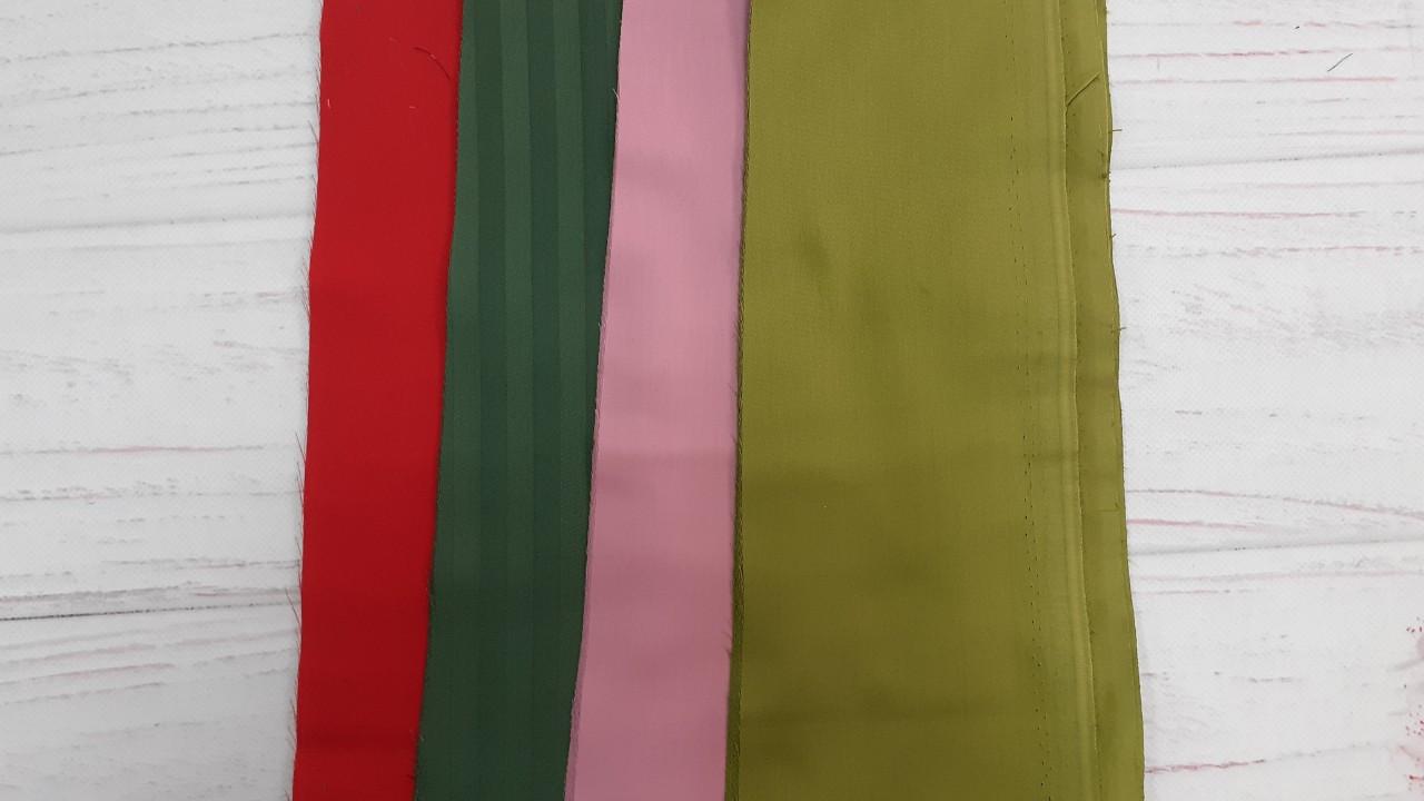 Набор для пэчворка из лоскутов ткани № А-9