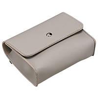 Сумка для мышки и зарядного утройства MacBook из эко-кожи Ankona gray (MC3542)