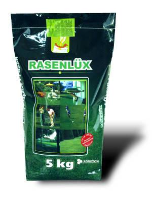 Трава газонная Теневая RASENLUX - 5 кг, фото 2