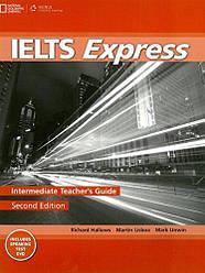 IELTS Express 2nd Edition Intermediate Teacher's Guide with DVD