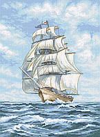 LETI 907 Ship - LETISTITCH. Набор для вышивания нитками