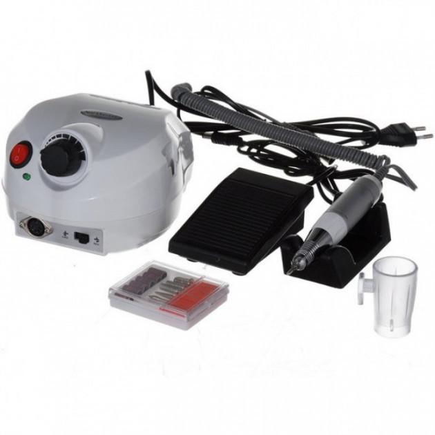 Фрезер для маникюра и педикюра Nail Drill DM-202 Белый для домашнего применения