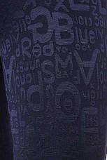 Стильні сині жіночі LETTERS, фото 3