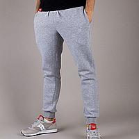 Штаны спортивные мужские теплые Punch джоггеры серые