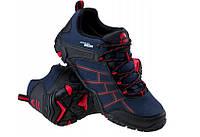 Мужские треккинговые водонипроницаемые  кроссовки SOFTSHELL ELBRUS RIMLEY, р 41-46, фото 1