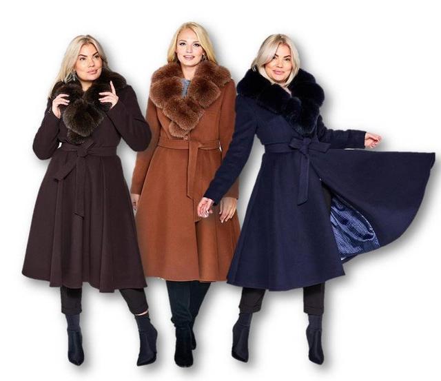 Женская верхняя одежда на зиму