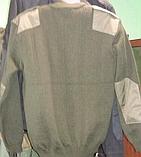Свитера форменные, деми, полушерсть, 58 р и др, на выбор, фото 4