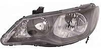 Фара передняя для Honda Civic 4d '09-13 правая (DEPO) под электрокорректор