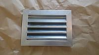Вентиляционные решетки металлические