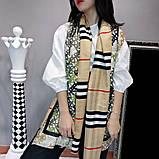 Палантин, шарф  Барбери, фото 9