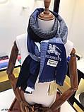 Палантин, шарф  Барбери, фото 4