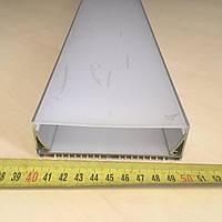 Широкий Лед Профиль ЛПР-100 Алюминиевый Анодированный Радиаторный, фото 1