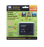 Ультразвуковой портативный отпугиватель комаров UltraSonic Mosquito Repeller Aokeman Sensor AO-149