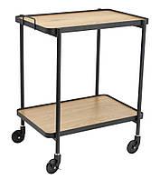 Сервировочный столик-тележка на колесах, фото 1